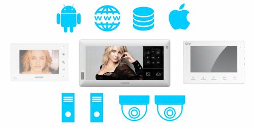Обзор - Какой видеодомофон выбрать?